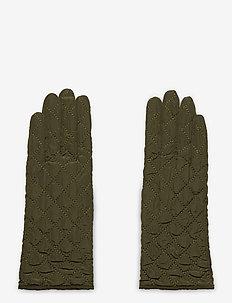 Unlimit glove Sally - hansker - green