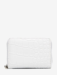 Unlimit wallet Holly - punge - white