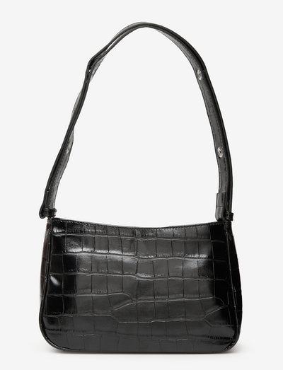Unlimit shoulder bag Kerry - axelremsväskor - black