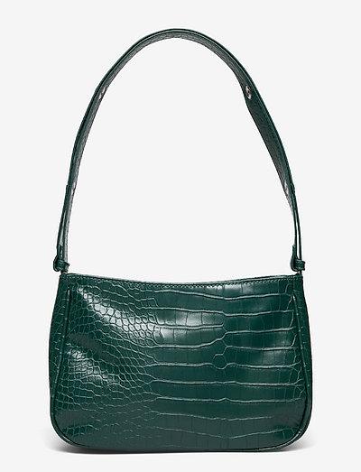 Unlimit shoulder bag Kerry - axelremsväskor - forest green