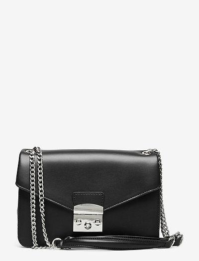 Unlimit shoulder bag Ella - crossbody bags - black