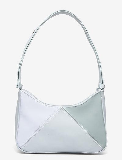 Unlimit shoulder bag Georgina - axelremsväskor - ice blue