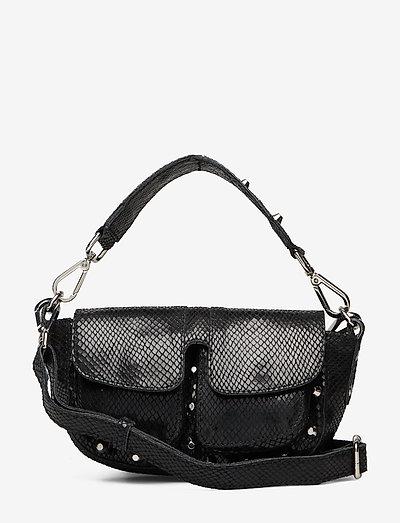 Unlimit Shoulder Bag Ellery- Olkalaukut Black