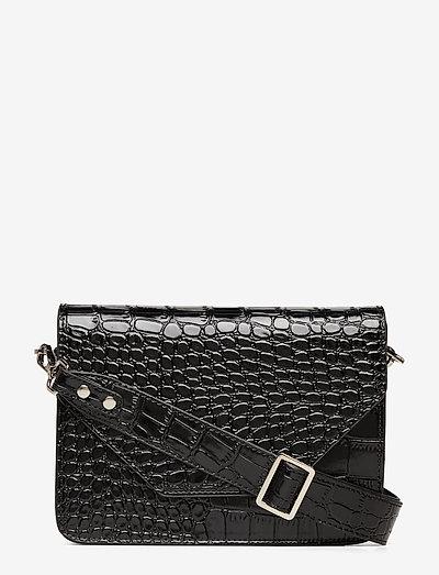 Unlimit shoulder bag Rosemary - crossbody bags - black