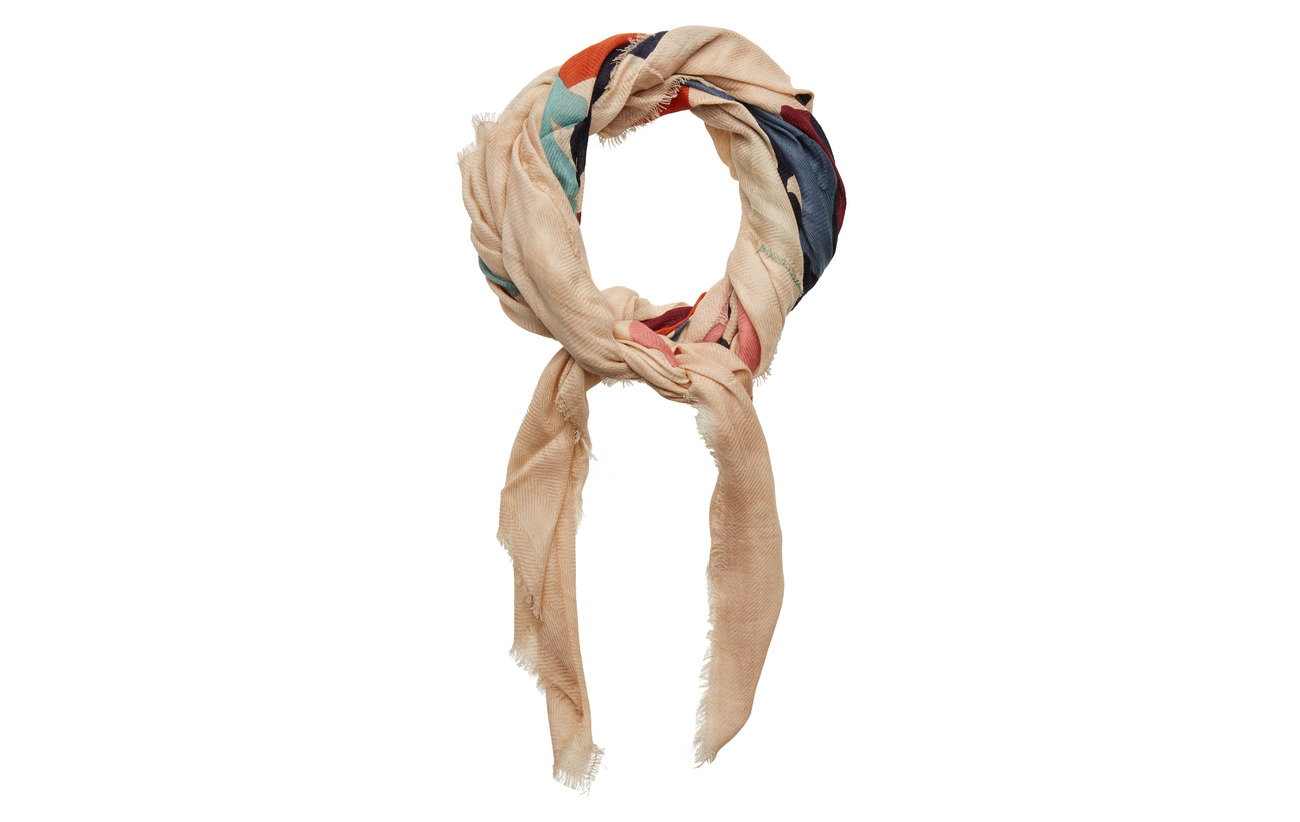 UNMADE Copenhagen Dollie Scarf - MULTI COLOUR