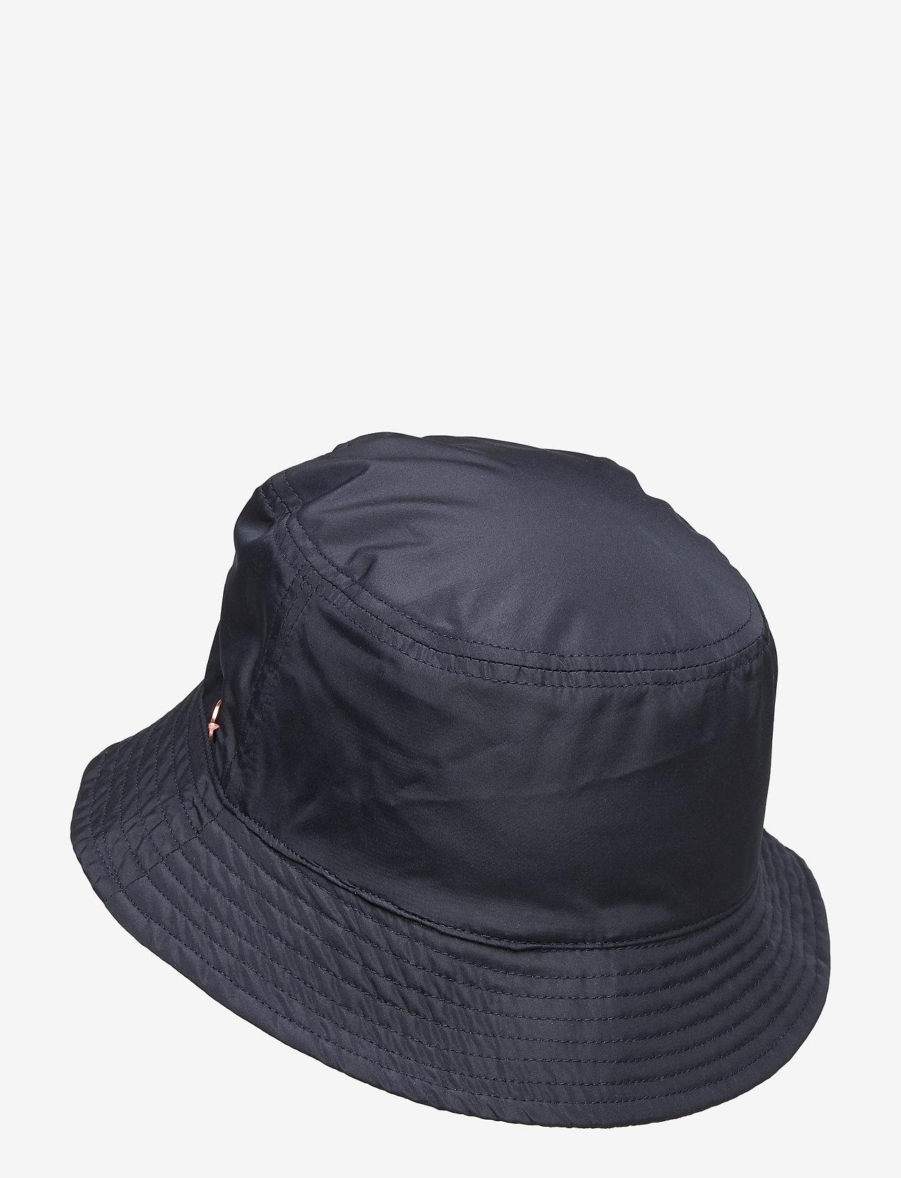UNMADE Copenhagen - Abla Bucket Hat - emmer hoeden - navy blue - 1