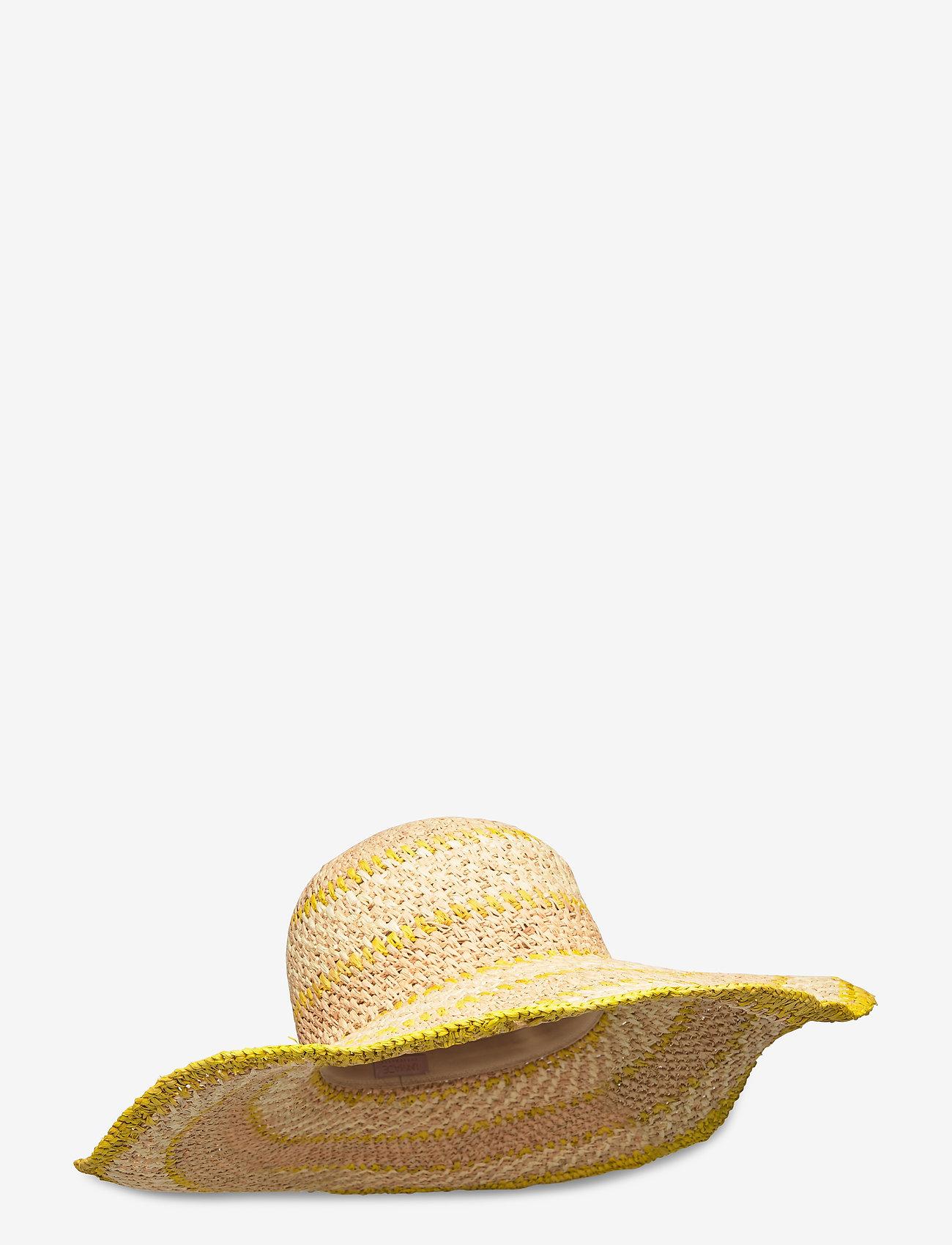 UNMADE Copenhagen - Amina Hat - hatte - yellow