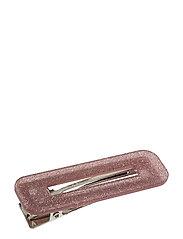 Azza Hair Clip - LIGHT ROSE