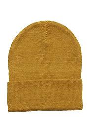 Riva Hat - GOLD AMBLEM