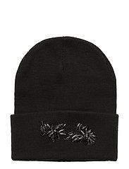 Igerne Hat - BLACK