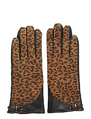 Sylviane Glove - BROWN