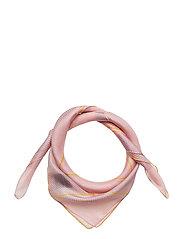 Casandra silk scarf - CANDY FLOSS