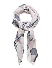 Roana scarf - POUDER