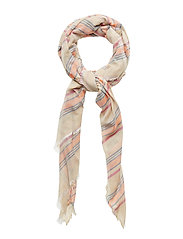 Corazon scarf - BLAZING ORANGE