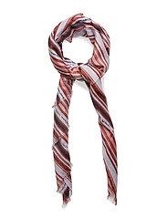 Rufa scarf - HOT SAUCE