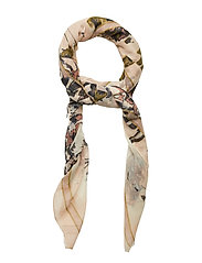 Daisy Scarf - OFF WHITE