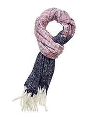 Damara Scarf - NAVY BLUE