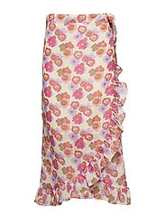 Rita wrap skirt - CABARET