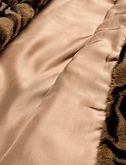 UNMADE Copenhagen - Jennabel jacket - sztuczne futro - tiger - 4