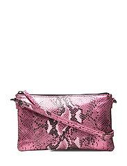 Baya Crossbody Bag - METALLIC PINK