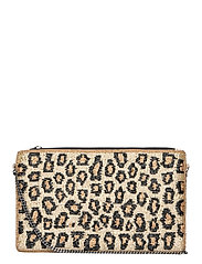 Labiba Clutch Bag - BLACK
