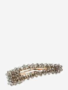 Hinda Hair Clip - hår accessories - grey