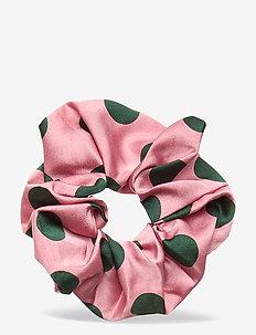 Oril Scrunchie - håraccessoarer - primrose pink