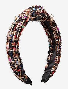 Jayda Hairband - hair accessories - black