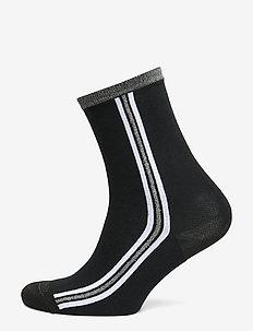 Elinor sock - BLACK