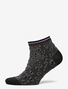 Carree short Sock - LIGHT GREY