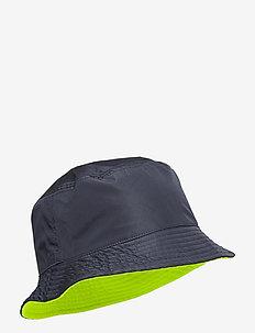 Abla Bucket Hat - emmer hoeden - navy blue