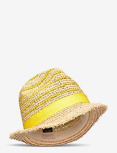Hadda Hat - hatter - yellow