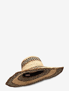 Amina Hat - kapelusze - nature