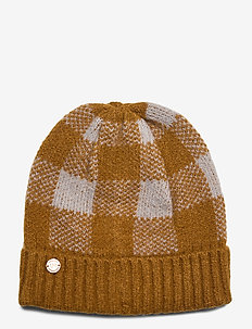 Tassa Hat - mutsen - bronze brown