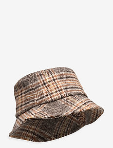 Fay Bucket Hat - emmer hoeden - chocolate