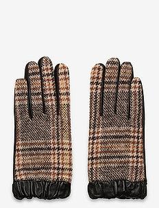 Fay Glove - rękawiczki - chocolate