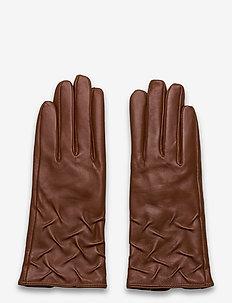 Betri Glove - rękawiczki - cognac