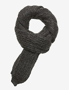Deline Scarf - DARK GREY