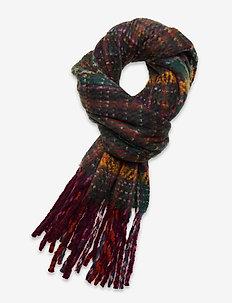 Ricarda Scarf - scarves - green
