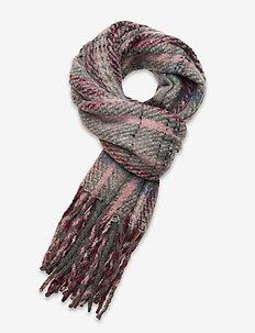 Ricarda Scarf - scarves - grey