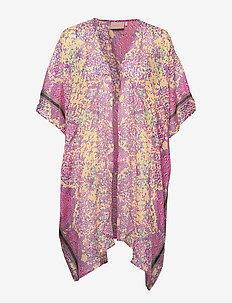 Jamila Kimono - kimonos - fandango pink