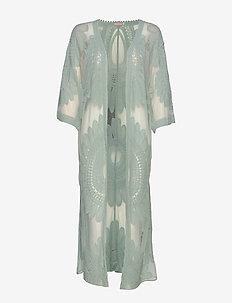 Jenna Kimono - kimono's - mint