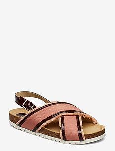 Sofia sandal - ROSE