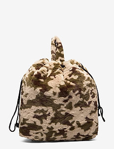 Kendra Back Pack - KHAKI