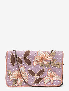 Gabbi Clutch - clutches - heather