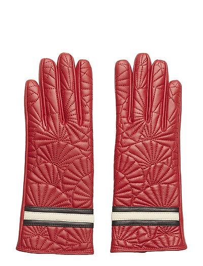 Benedicte Glove - RED