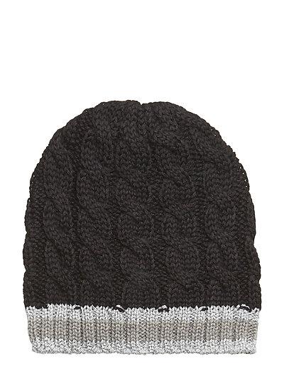Eliane Hat - BLACK