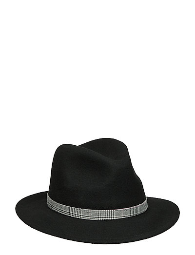 Manon Hat - BLACK