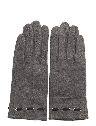 Therese Glove - LIGHT GREY