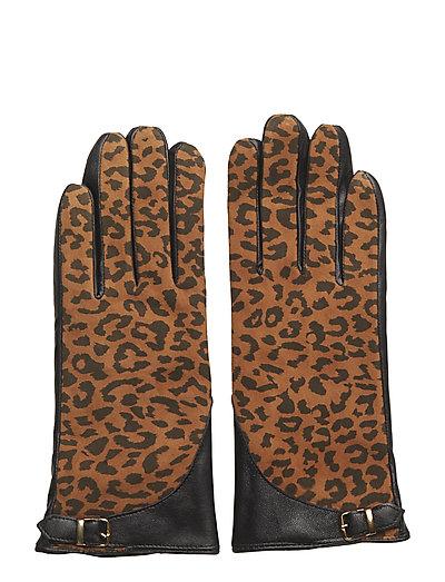 Sylviane Glove - BROWN